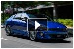 Kia reveals all new, head-turning K5 sedan