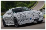Preparations continue for the new BMW M3 Sedan and BMW M4 Coupe