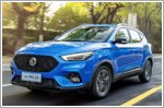 MG ZS updated with new design and technology features