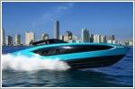 Tecnomar for Lamborghini 63 motor yacht unveiled