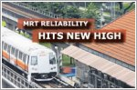 MRT reliability hits new high at mid-year