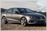 Audi Singapore showcases the updated Audi A4 Sedan