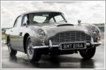 First new Aston Martin DB5 Goldfinger Continuation completed