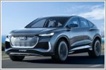 Audi reveals the new Q4 Sportback e-tron concept