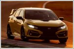 Honda Civic Type R sets record lap at Suzuka
