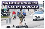 New restrictions on PMD use introduced