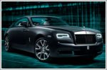 Rolls-Royce presents the Wraith Kryptos Collection