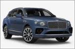 New Bentayga now available on Bentley configurator