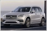Volvo On Call app shows driving patterns for plug-in drivers