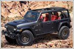 Jeep introduces the new Wrangler Rubicon 392 Concept