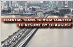 Essential cross-border travel targeted to start from 10 August