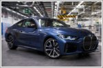 Production of the BMW 4 Series Coupe starts