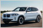 BMW uncovers the first ever BMW iX3