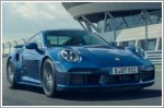 Porsche introduces the next generation 911 Turbo Coupe and Cabriolet