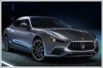 Maserati introduces its first electrified car: The new Ghibli Hybrid
