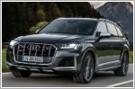 Audi presents new V8 TFSI engines for SQ7 and SQ8