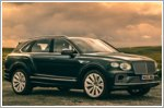 Bentley Bentayga receives Four Seat Comfort Specification