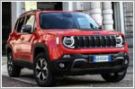 Jeep reveals the new Renegade 4xe, the first electrified jeep