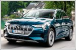 Audi e-tron leads as top-selling electric SUV in Europe
