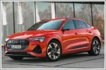 2020 Audi e-tron Sportback earns 2020 IIHS Top Safety Pick+ rating