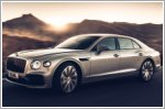 World's first 3D Wood panels available in Bentley Flying Spur