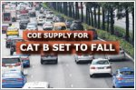 COE supply for Cat B tumbles for Aug-Oct period