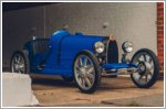 Specifications of Bugatti Baby II announced as production commences