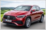 Mercedes-AMG introduces the new GLA35 4MATIC