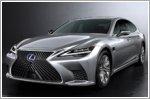 Lexus premieres the updated new LS
