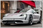 Porsche Taycan sales to commence in Singapore