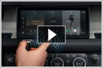 Contactless touchscreen developed by Jaguar Land Rover