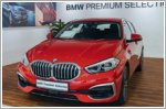 BMW opens third Performance Premium Selection Limited showroom at Ubi