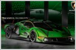 Lamborghini presents the limited edition track-only Essenza SCV12