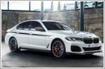 BMW M Performance Parts available for the new 5 Series and M models
