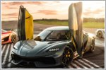 All new Koenigsegg Gemera to make U.K. debut at Salon Prive