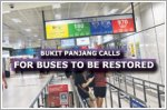 MPs call for restoration of Bukit Panjang bus services