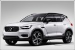 Volvo sells over 600,000 vehicles on the CMA platform