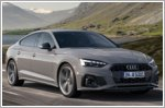 The facelifted Audi A5 now available in Singapore