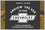 Chevrolet to host week-long virtual festival