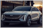Cadillac introduces the Lyriq show car