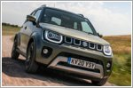 The Suzuki Ignis Hybrid receives a facelift