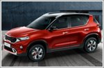 Kia unveils the all new Sonet compact SUV