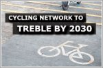 Singapore's cycling network to treble by 2030