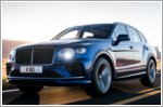 Bentley announces the new Bentayga Speed