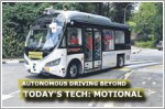 Autonomous driving still beyond today's tech: Motional