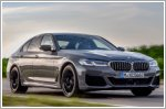 BMW announces new 545e xDrive Sedan
