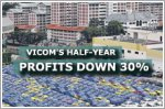Vicom's half-year profits fall due to the pandemic