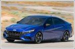 Hyundai unveils the spirited new Elantra N Line sedan