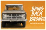 Ford debuts new Bring Back Bronco podcast