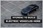 Hyundai to build electric vehicles in Singapore
